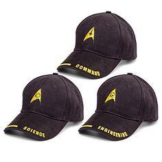 Star Trek Hats!