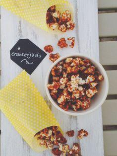 Recipe: Gluten Free Dairy Free Crackerjacks  http://wheatfreemom.com/blog/recipe-gluten-free-dairy-free-crackerjacks/