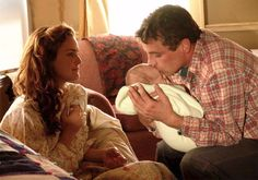 One of my favorite scenes, when Livvy had the baby and Ray started singing the song his parents used to sing to him and his siblings, also the scene where we find out Livvy named him Daniel, which made me cry. :D