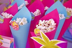 surfer girl birthday party ideas   Items used in this party available in Kara's Party Ideas Shop :