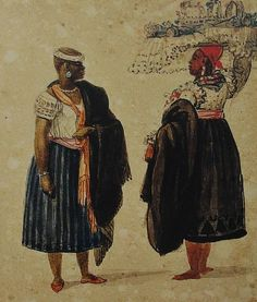 Debret 1817-1829 - Brazil