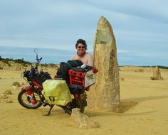 The Last Leg | Postie Notes The Pinnacles, WA