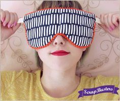 ScrapBusters: Soothing Eye Pillows