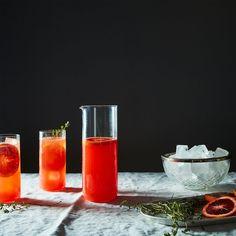 Handblown Simple Glass Pitcher #Food52