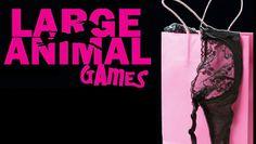 """Large Animal Games"" @ Studio 101 (Houston, TX)"