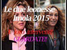 LE LEONESSE DEL M5S A IMOLA I LORO INTERVENTI! GUARDATE!!!