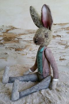 Dominic Phillips.  Lupin bunny