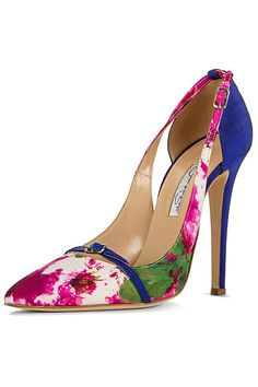Oscar de la Renta - Shoes - 2014 Spring-Summer