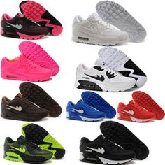 Wholesale Zapatos ultra Breathable Air Mesh TPU 90 Sneakers for Cheap, White Black Pink Red Green Blue Max Size Running Shoes for Men &Women