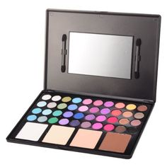 Eye Shadow Pressed Powder Palette Makeup Set 44 Color -- To view further for this item, visit the image link.