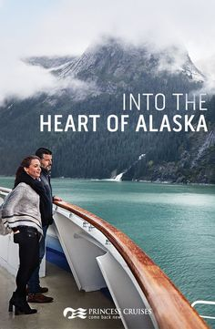 "Come find yourself in the heart of the wilderness and discover the very best of Alaska with Princess. Discover Alaska's majestic glaciers, wildlife and national parks on the adventure of a lifetime. Book today and find out why Princess has been named ""Best Cruise Line in Alaska"" nine years in a row by Travel Weekly magazine."