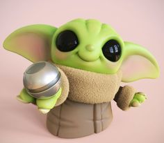 Cute Polymer Clay, Cute Clay, Polymer Clay Crafts, Diy Clay, Yoda Cake, Star Wars Drawings, Cute Disney Drawings, Biscuit, Princess Drawings