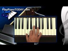 Piano Chord Inversion Secrets - YouTube