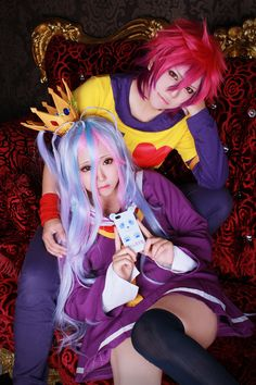 Shiro (No Game No Life)