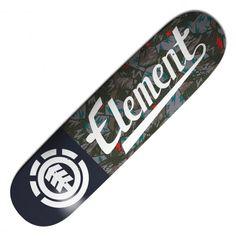 ELEMENT Concrete Script board 7.75 pouces 65,00 € #skate #skateboard #skateboarding #streetshop #skateshop @playskateshop
