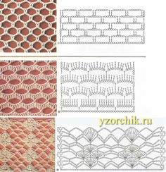 For JPG skirt. The first pattern Punto Red Crochet, T-shirt Au Crochet, Tunisian Crochet Patterns, Crochet Motifs, Crochet Shirt, Crochet Diagram, Irish Crochet, Free Crochet, Crochet Designs