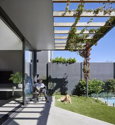 Living in a highly constructed urban environment can leave little opportunity to embrace the natural world. Melbourne-based architectural firm, BENT Architecture, builds with the intention of bringing the two environments together to provide multifacetedly positive experiences to those to interact with these spaces. Head to The Local Project to read the full feature article 'Give Us Green - Bent Architecture'.