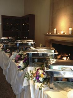 Buffet Set-Up