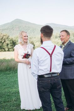On a Monday afternoon in July, we journeyed to Cades Cove to capture Nicole & Cody's destination wedding. This is their private wedding in Cades Cove. Smoky Mountain Wedding, Mountain Elopement, Private Wedding, Viewing Wildlife, Cades Cove, East Tennessee, Sweet Couple, Tie The Knots, Wedding Ceremony