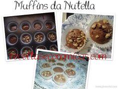 Muffins da Nutella - Minhas Receitas Económicas: 25 minutos Muffins, Good Food, Favorite Recipes, Breakfast, Nutella Products, Yogurt, Pie Cake, Recipes, Baby Cakes