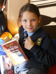 Does your school make class visits to the Library? We're always happy to see you #YouAreWhatYouRead #Freckleton