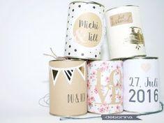 10 Hochzeitsdekorationen mit großem Wow-Faktor für wenig Geld | Hochzeitsblog - The Little Wedding Corner