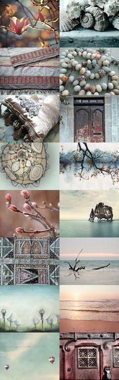 Brave: Sea of Hidden Wishes by Ellen Delfin on Etsy--Pinned with TreasuryPin.com