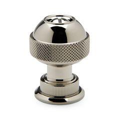 "R.W. Atlas Ball 1 1/4"" Knob | Hardware | Knobs & Pulls | Waterworks"