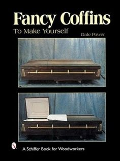 Fancy coffins to make yourself? Apparently not...