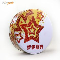 This cat food tin case looks cool and feel cool. It is a slip lid round tin. It is very easy to be opened and closed.