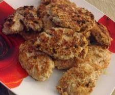 ⇒ Bimby, le nostre Ricette - Bimby, Hamburger di Tacchino con Melanzane e Ricotta