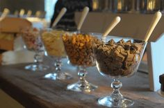 Chic Hot Chocolate Bar Toppings by Twenty Three Layers Production