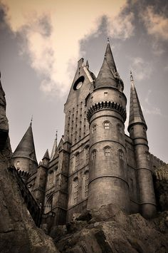 A blog with baking AND Harry Potter? :D This post has tons of great pictures from the theme park.