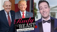 RUDY and the BEAST - Randy Rainbow Song Parody