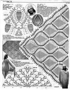 Şal Örnekleri ve Şemaları http://www.canimanne.com/sal-ornekleri.html