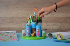 crea con noi : un castello di colori Tutorial, Art Supplies, Bricolage