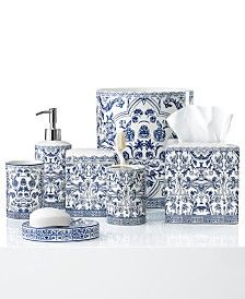Kassatex Bath Accessories, Orsay Collection