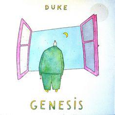 DUKE - GENESIS Favorite Genesis album.