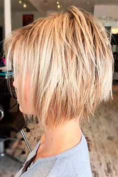 Layered Bob Hairstyles Cool 50 Chic Long And Short Layered Bob Haircuts — Dazzle With Layers