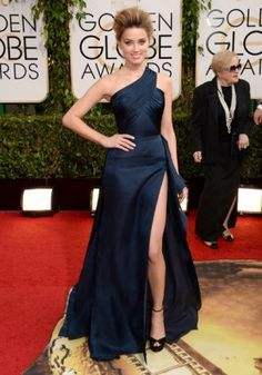 See All The Best Red Carpet Looks From The 2014 Golden Globes!