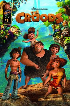 The Croods is the latest movie by DreamWorks and is being released in theaters March 22nd. Description from sowderingabout.com. I searched for this on bing.com/images
