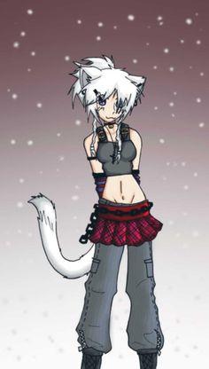punk catgirl - Google Search
