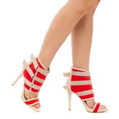 1a5f151c8f17 Lace Up Heels, Sexy High Heels, Pumps Heels, Stilettos, Bootie Sandals, All  About Shoes, Shoe Dazzle, Crazy Shoes, Cute Shoes