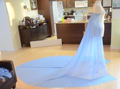 The Making of Elsa – Frozen – Part Three