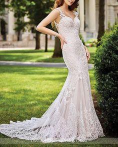 Brand new #moncheri gowns now in store! Call to make an appointment on 01642 222357 ��#weddingdress #Dress #bride #bridetobe #davidtutera #wedding #weddinggown http://gelinshop.com/ipost/1518892193808720254/?code=BUUMGcgFSF-