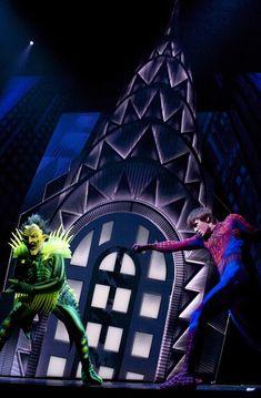 Broadway.com | Photo 14 of 14 | Spider-Man, Turn Off the Dark: Show Photos