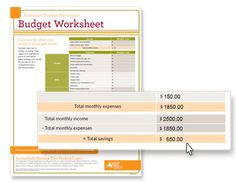 TheMonthlyBudgetWorksheetPdf  Google Drive