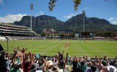 The world's 14 most beautiful cricket grounds Nordic Walking, Cape Town South Africa, Cricket, Most Beautiful, Dolores Park, History, World, Sports, Travel