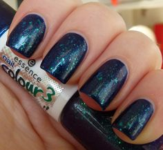 Swatch: Essence Colour³ - Midnight Date