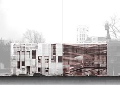 AA School of Architecture Projects Review 2012 - Inter 7 - Gabriel Bollag
